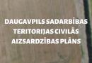 Daugavpils sadarbības teritorijas civilās aizsardzības plāns